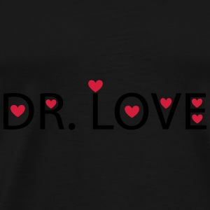 Dr. Love Teddies - Men's Premium T-Shirt