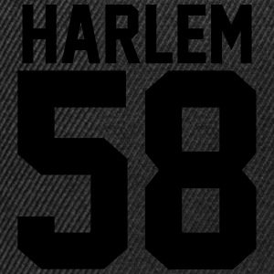 Harlem 58 Tee shirts - Casquette snapback
