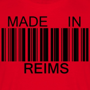 Made in Reims 51 Tabliers - T-shirt Homme