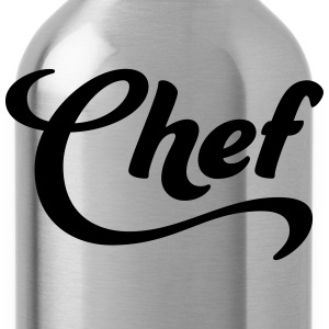 chef Kookschorten - Drinkfles