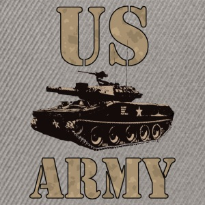 US Army 01 Tee shirts - Casquette snapback