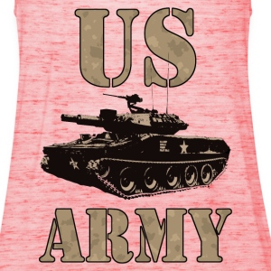 US Army 01 T-Shirts - Women's Tank Top by Bella