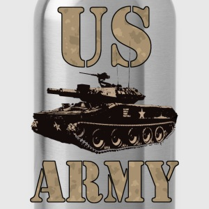 US Army 01 Shirts - Water Bottle