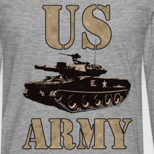 US Army 01 Tee shirts - T-shirt manches longues Premium Homme