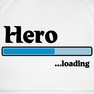Hero loading T-shirts - Baseballcap