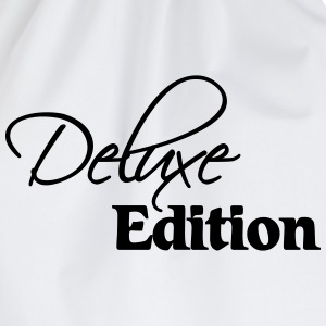 Deluxe Edition T-Shirts - Drawstring Bag