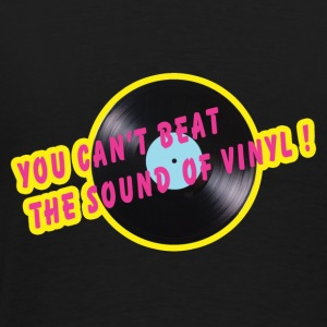 sound of vinyl Gensere - Premium T-skjorte for menn