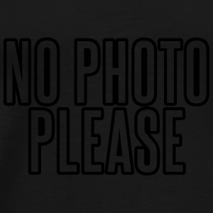 No photo please Casquettes et bonnets - T-shirt Premium Homme