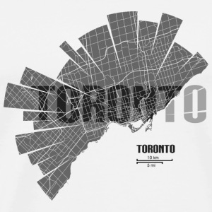 Toronto Bottles & Mugs - Men's Premium T-Shirt