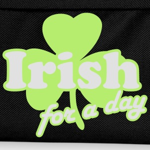 St. Patrick's day: Irish for a day T-shirts - Rygsæk til børn