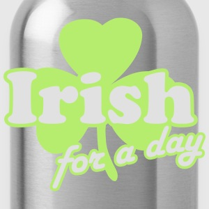 St. Patrick's day: Irish for a day T-skjorter - Drikkeflaske