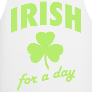 Irish for a day T-shirts - Forklæde