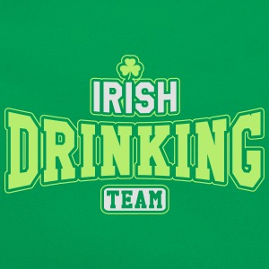 St. Patrick's day: Irish drinking team T-shirts - Retro taske