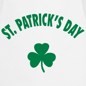 Saint Patrick's day  T-shirts - Keukenschort