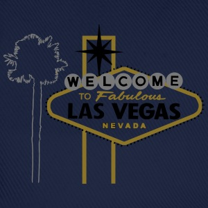 Las Vegas (fabulous with palm) Pullover & Hoodies - Baseballkappe