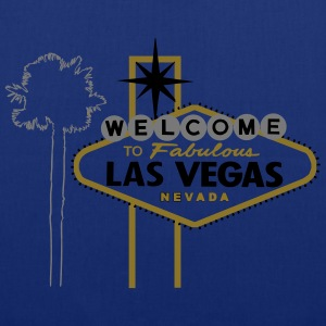 Las Vegas (fabulous with palm) Pullover & Hoodies - Stoffbeutel