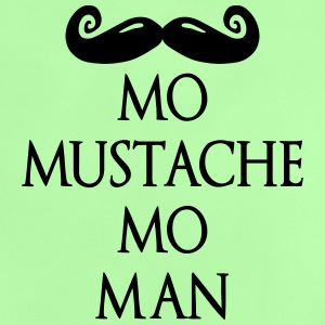 more mustache more man deluxe Pullover & Hoodies - Baby T-Shirt