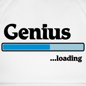 Genius loading T-Shirts - Baseball Cap