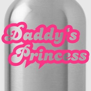 Daddy's princess T-Shirts - Water Bottle