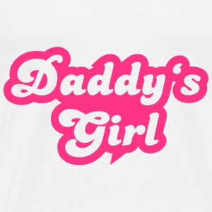 Daddy's girl Shirts - Men's Premium T-Shirt