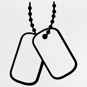 Dog Tags T-Shirts - Baby T-Shirt