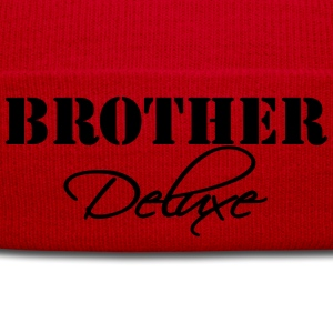 Brother Deluxe T-Shirts - Winter Hat