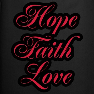 Hope, Faith, Love Puserot - Esiliina