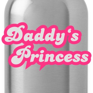 Daddy's Princess Pullover & Hoodies - Trinkflasche