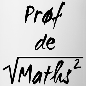 Prof de maths T-Shirts - Mug