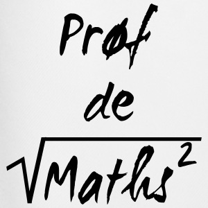 Prof de maths T-Shirts - Men's Football shorts