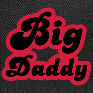 Big Daddy Tee shirts manches longues - Casquette snapback