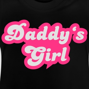 Daddy's Girl T-shirts - Baby-T-shirt