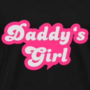 Daddy's Girl Hoodies - Men's Premium T-Shirt