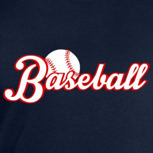 baseball T-Shirts - Men's Sweatshirt by Stanley & Stella