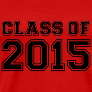 Class of 2015 Long Sleeve Shirts - Men's Premium T-Shirt