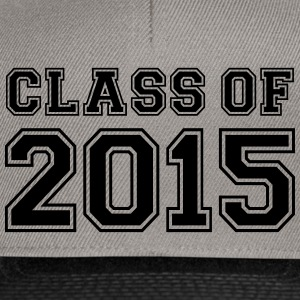 Class of 2015 Pullover & Hoodies - Snapback Cap