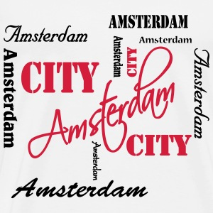 Amsterdam Long Sleeve Shirts - Men's Premium T-Shirt
