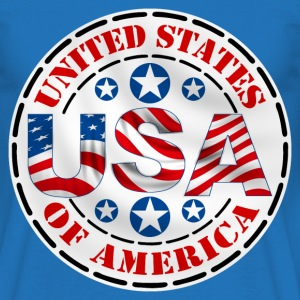 united states 16 Hoodies & Sweatshirts - Men's T-Shirt