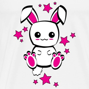 LAPIN MIGNON KAWAII - CUTE RABBIT Sweats - T-shirt Premium Homme
