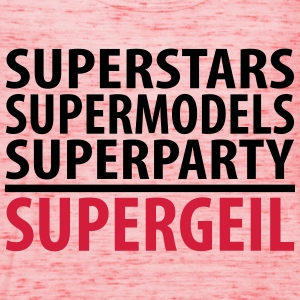 Superparty - Frauen Tank Top von Bella