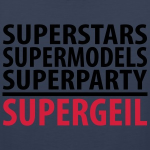 Superparty - Männer Premium Tank Top