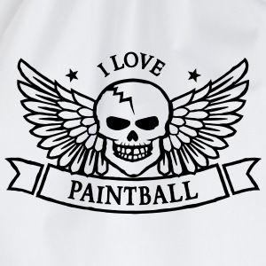 paintball T-Shirts - Turnbeutel
