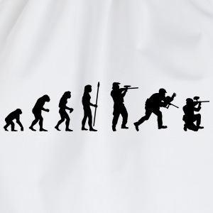 paintball_evolution T-Shirts - Turnbeutel