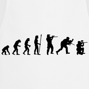 paintball_evolution T-Shirts - Kochschürze