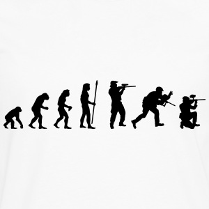 paintball_evolution T-Shirts - Männer Premium Langarmshirt