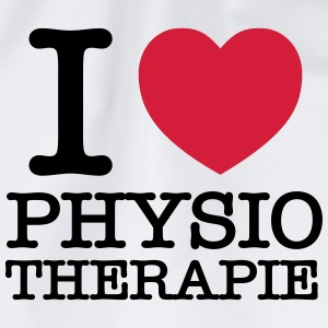 I Love Physiotherapie Gensere - Gymbag