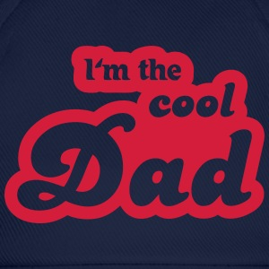 I'm the cool Dad T-shirts - Baseballcap