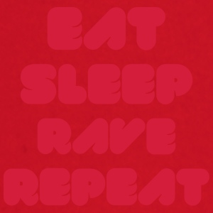 EAT SLEEP RAVE REPEAT Caps & Hats - Baby Long Sleeve T-Shirt