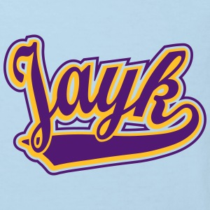 Jayk - T-shirt Personalised with your name Shirts - Kids' Organic T-shirt