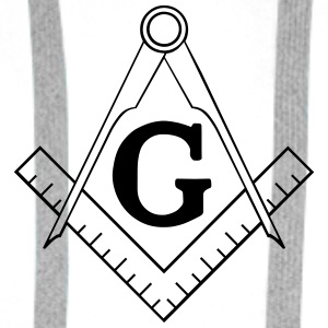 Freemasonry Bottles & Mugs - Men's Premium Hoodie